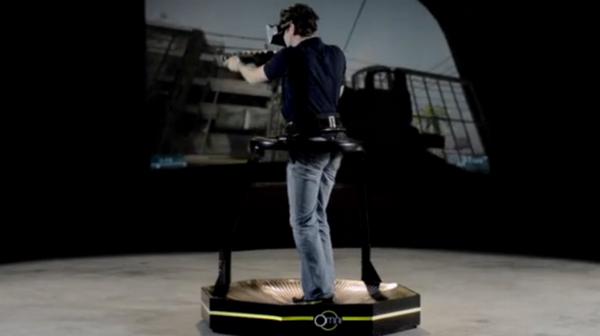 The Omni: Full Body Virtual Reality
