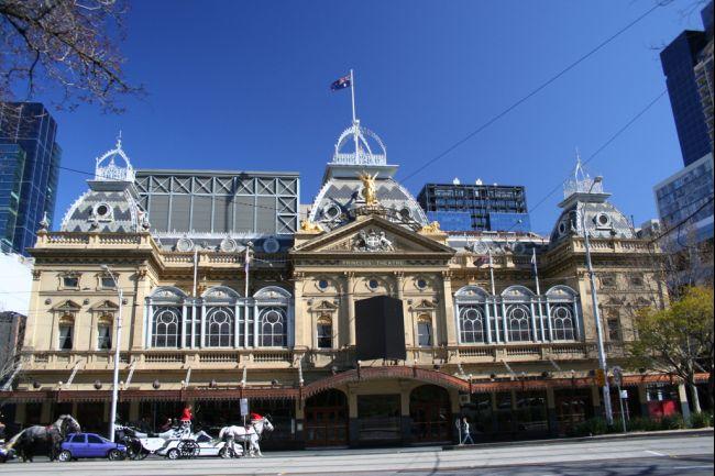 The Princess Theatre - Australia