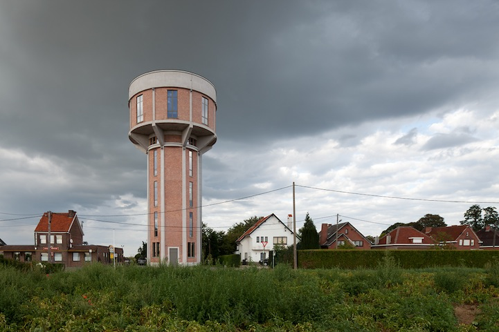 The Water Tower House