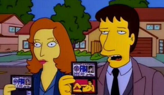 X-Files to The Simpsons
