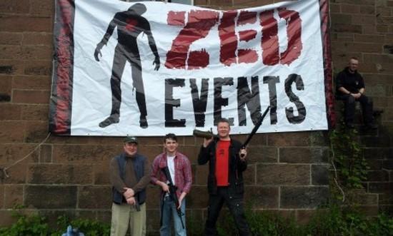Zed Events - United Kingdom