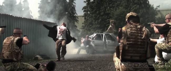 Zombie Boot Camp - United Kingdom