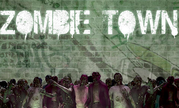Zombie Town - North Carolina
