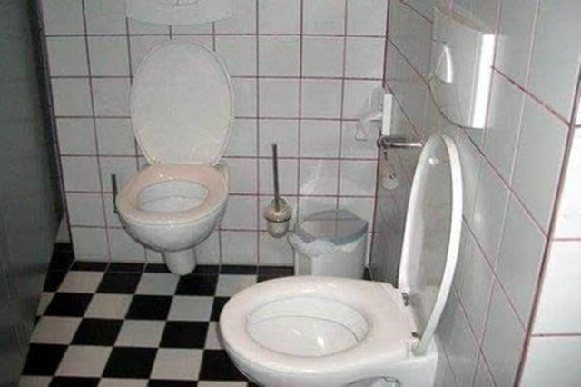 And Now, the World's Friendliest Toilets