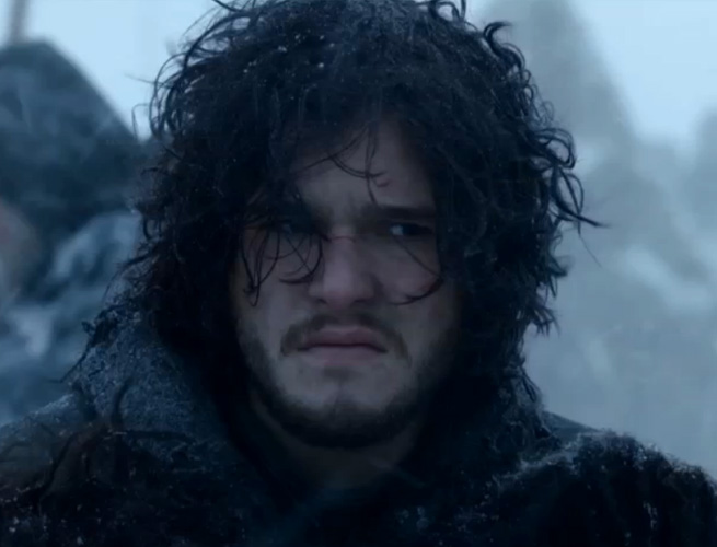 Jon Snow May Actually be a Targaryen