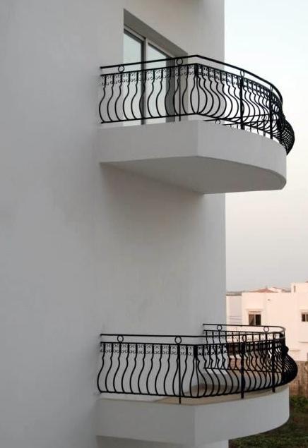 Kitty Pryde's Balcony