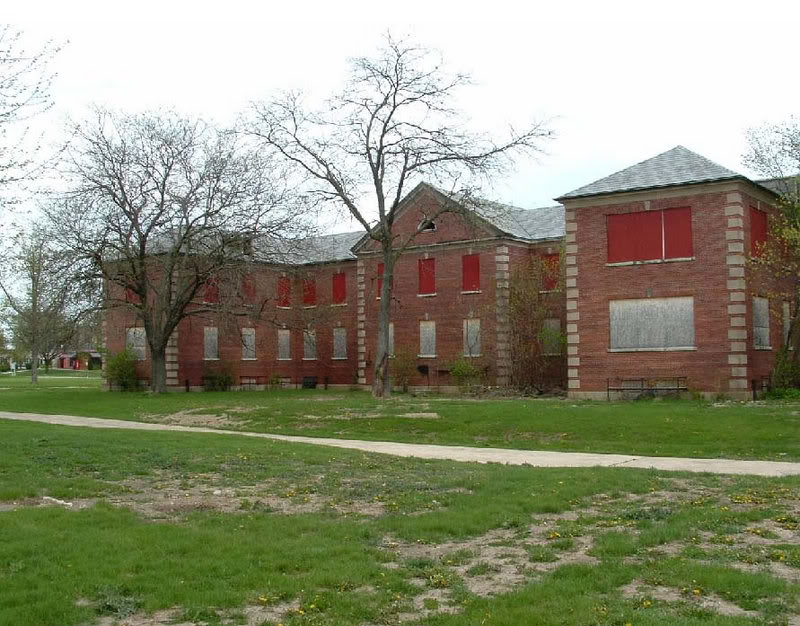 Manteno Mental Hospital - Manteno, Illinois