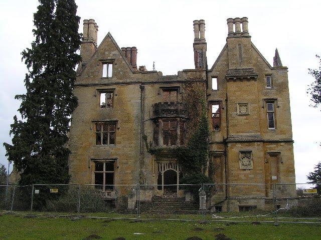 Nocton Hall Hospital - Lincolnshire, England