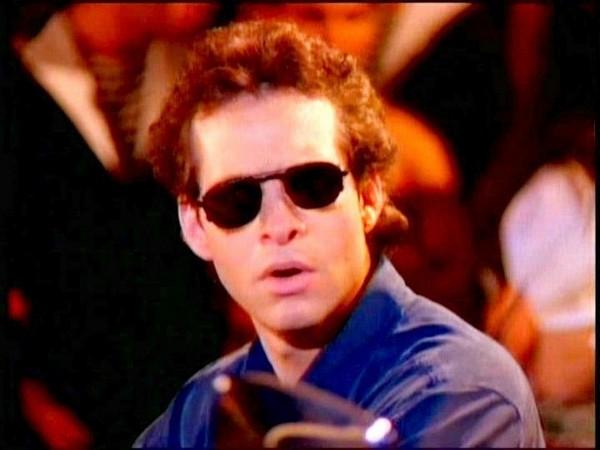 Steve Guttenberg in a Michael Jackson Video