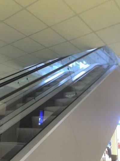 The Decapitating Escalator