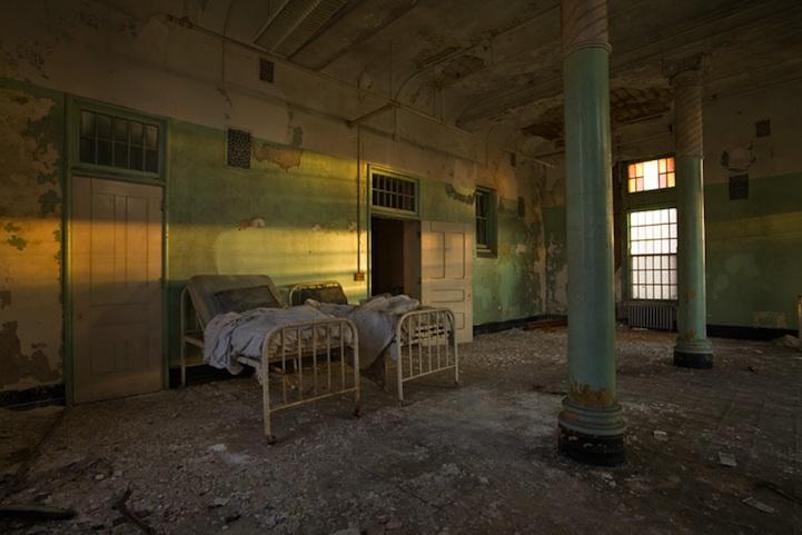 Trenton Psychiatric Hospital - Trenton, New Jersey