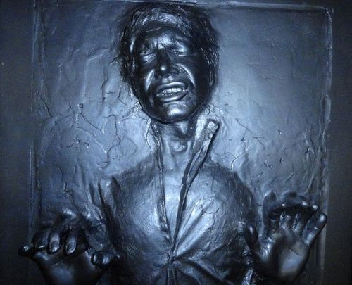 Han Solo was Frozen in Carbonite in Case Ford Didn't Return
