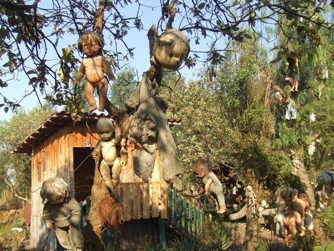 Island of the Dolls – Mexico