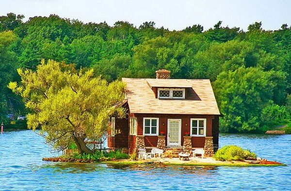 This House on the St. Lawrence River