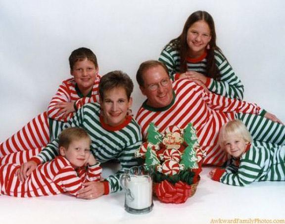 Santa Skipped Their House, Presumably