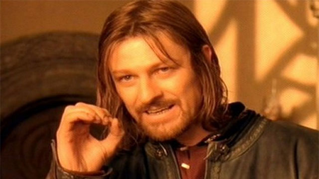 One Does Not Simply Memorize an Entire Scene