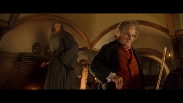 The Portraits of Bilbo's Parents Look Familiar…