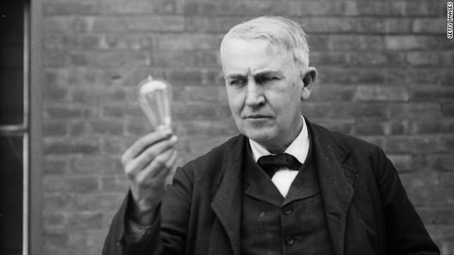 Thomas Edison Did Not Invent Electric Light