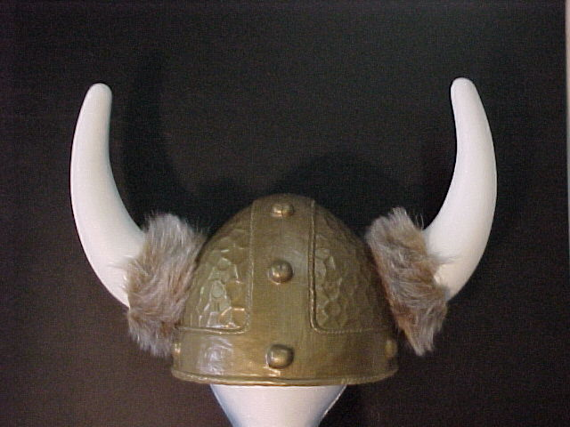 Vikings Never Wore Horned Helmets