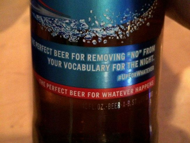 Bud Light -