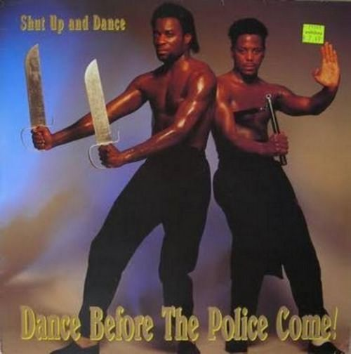 Police Hate Dancing