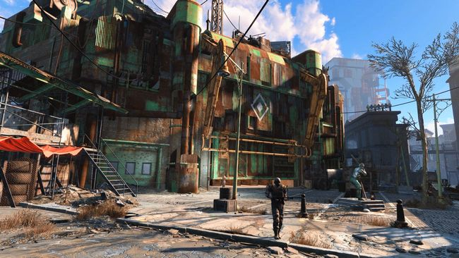 The Location of Fallout 4 was Given in Fallout 3