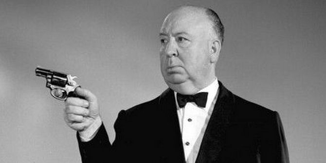Alfred Hitchcock for Anything