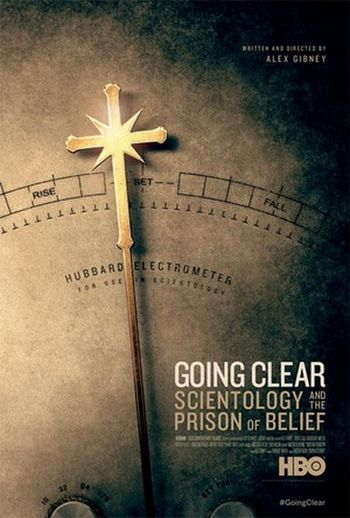 Going Clear for Best Documentary