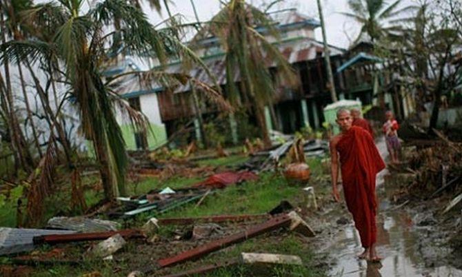 Cyclone Nargis (2008)