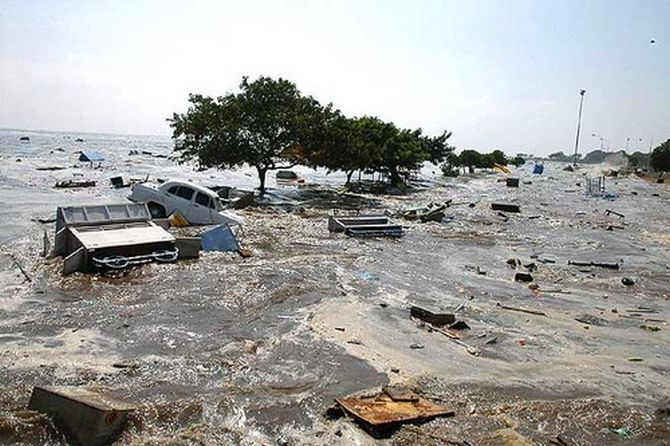 Indian Ocean Tsunami (2004)