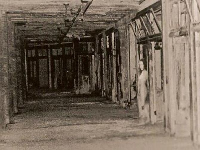 The Waverly Hills Ghost