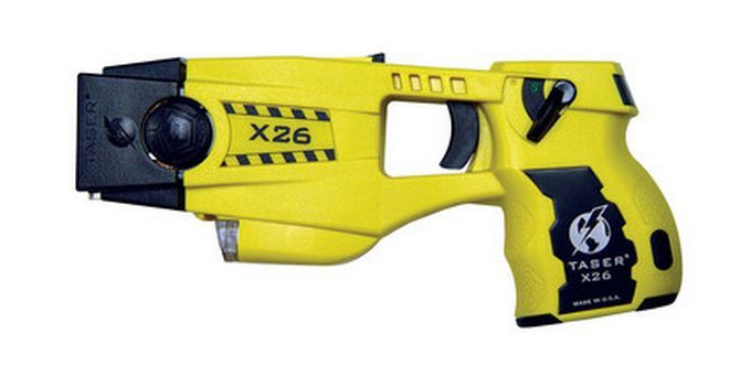 Effectiveness of Tasers