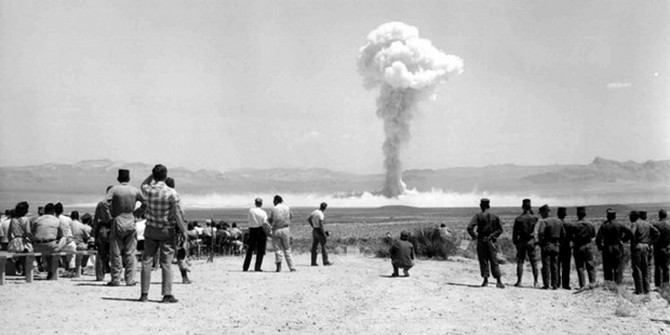 Deaths by Nuclear Testing