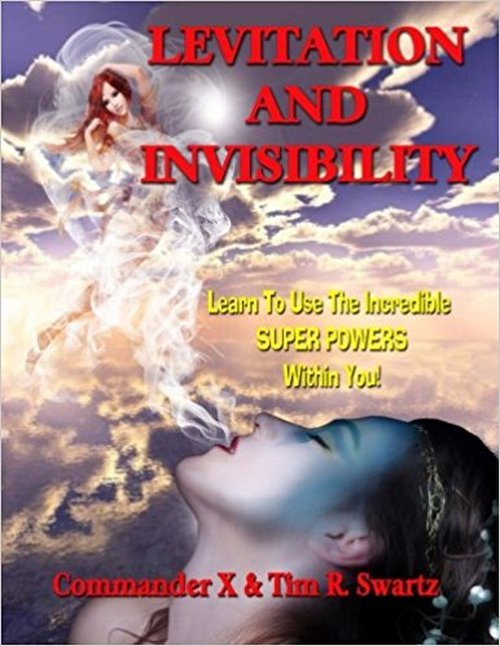 Levitation and Invisibility