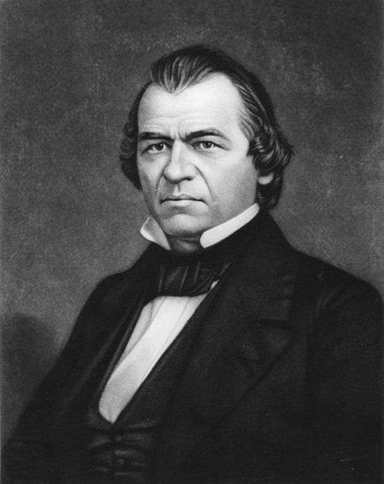 Will These 10 Presidents Go Down as the Worst in History ...Andrew Johnson