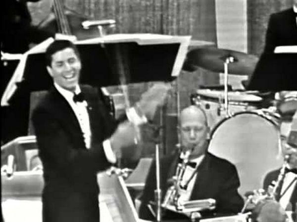 Jerry Lewis Improv (1958)