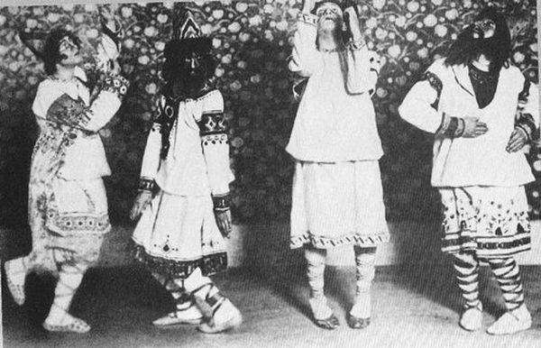 Rites of Spring Riot (France, 1913)