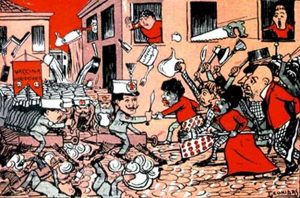 Vaccine Riots (Brazil, 1904)