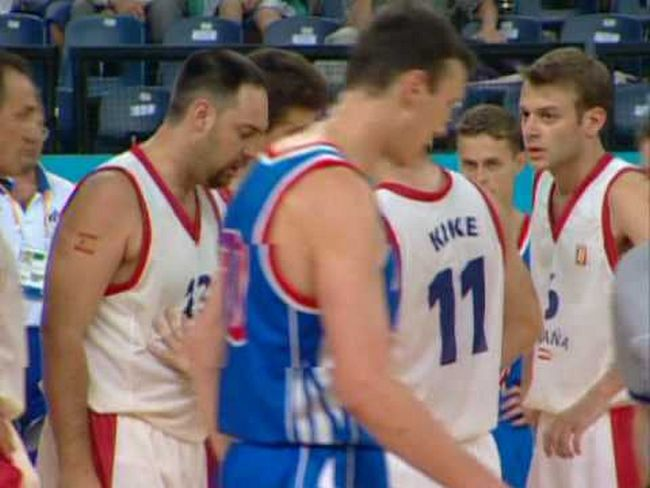 Spanish Paralympic Basketball Team (2000)