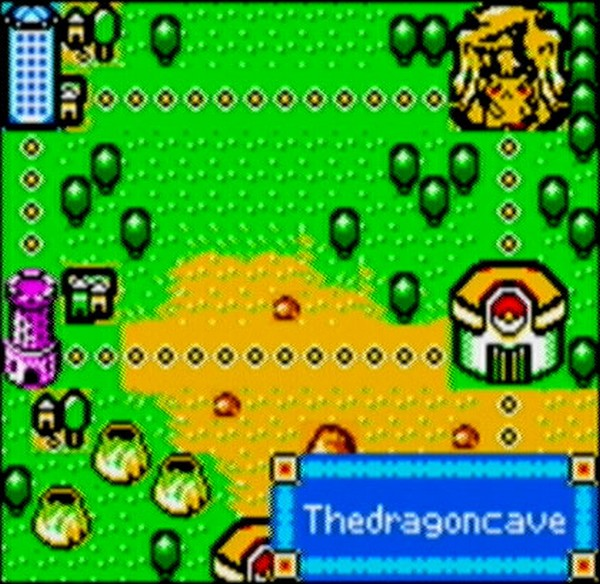 Pokemon Sapphire Version (GameBoy Color)