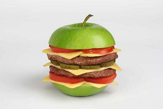 Faux Health Food