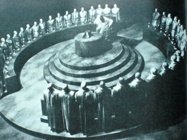 The Illuminati Were Outlawed