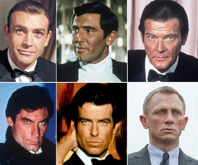 The Real James Bond