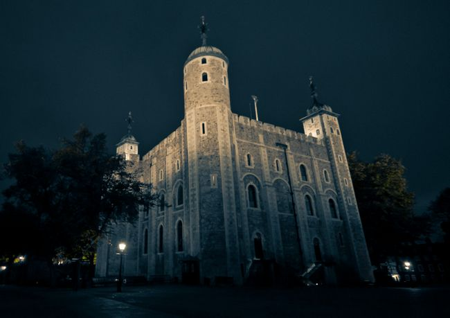 Ghost in the Tower of London