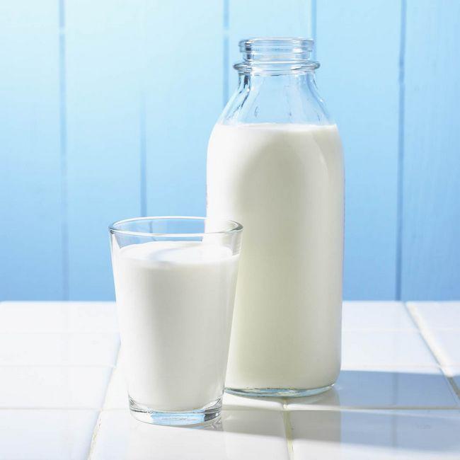 Unpasteurized Milk