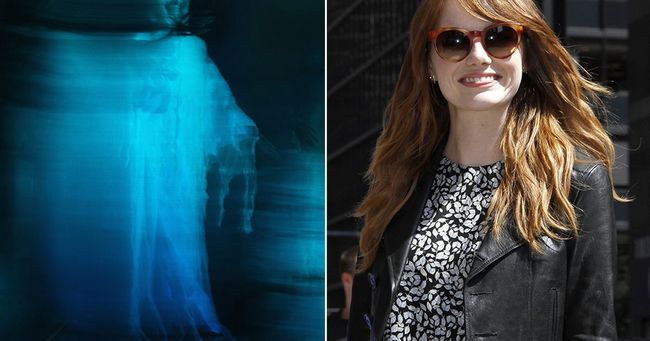 Emma Stone and the Ghost of Her Grandpa