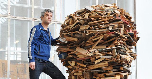 Piet Hein Eek: Scrap Wood Artist