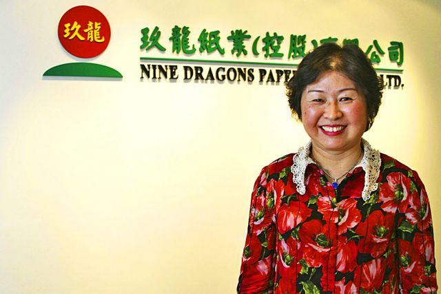 Zhang Yin: The Cardboard Queen