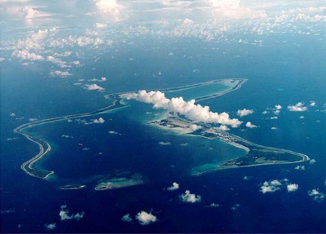 Diego Garcia: Indian Ocean