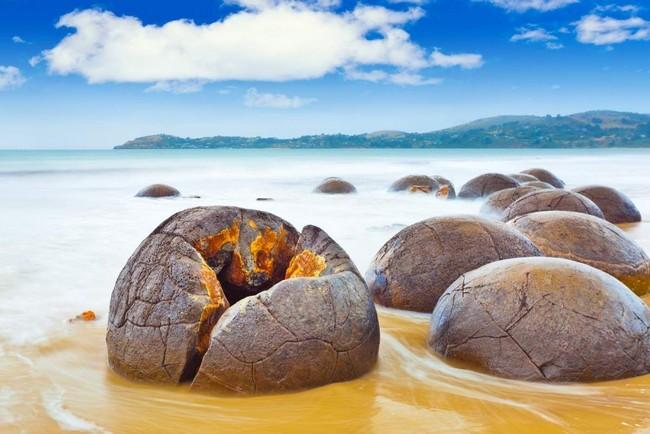 Dragon Egg Beach